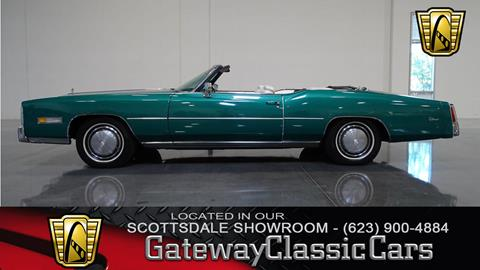 1976 Cadillac Eldorado for sale in O Fallon, IL