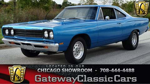 1969 Plymouth Roadrunner For Sale In Grand Rapids MI