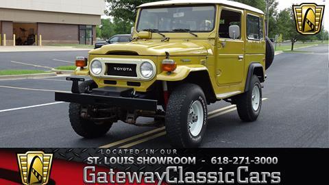 1978 Toyota Land Cruiser For Sale In O Fallon, IL