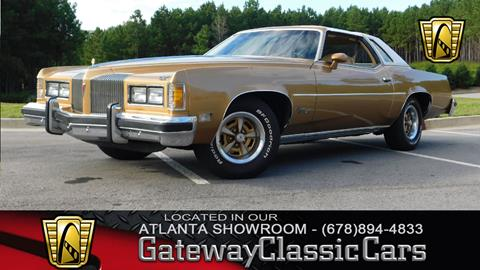1976 Pontiac Grand Prix for sale in O Fallon, IL