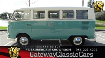 1967 Volkswagen Bus for sale in O Fallon, IL