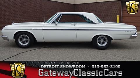 1964 Plymouth Fury for sale in O Fallon, IL