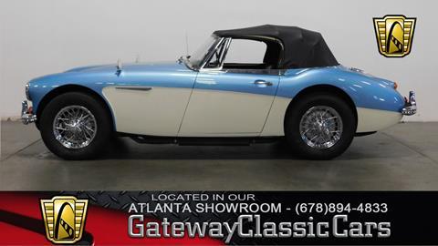 1966 Austin-Healey 3000 for sale in O Fallon, IL