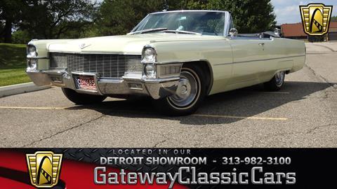 Used 1965 Cadillac Deville For Sale In Barrington Il Carsforsale Com