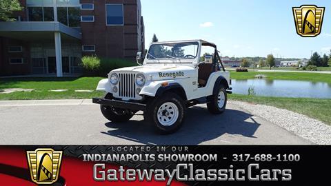 1978 Jeep CJ-5 for sale in O Fallon, IL