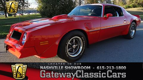 1976 Pontiac Trans Am for sale in O Fallon, IL
