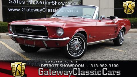 1967 Ford Mustang For Sale - Carsforsale.com®