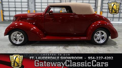 1937 Ford Cabriolet  for sale in O Fallon, IL