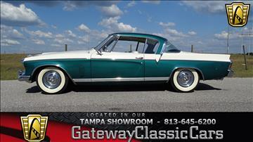 1956 Studebaker Golden Hawk for sale in O Fallon, IL