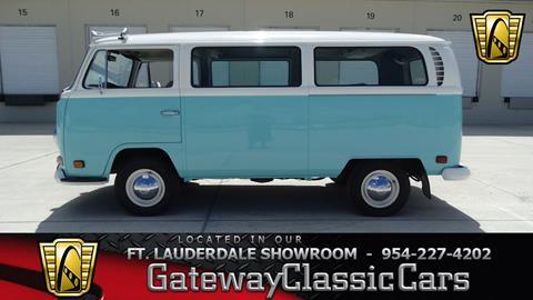 1969 Volkswagen Bus for sale in O Fallon, IL