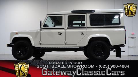 Land Rover Defender For Sale In Salem Oh Carsforsale Com