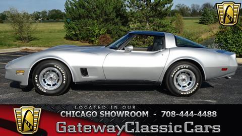 1981 Chevrolet Corvette for sale in O Fallon, IL