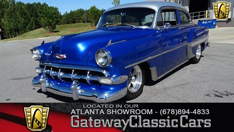 Bel Air Car >> Used 1954 Chevrolet Bel Air For Sale In Pittsburgh Pa Carsforsale