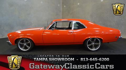1969 Chevrolet Nova for sale in O Fallon, IL