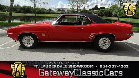 1969 Chevrolet Camaro For Sale Carsforsale Com 174
