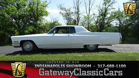 1968 Cadillac Deville For Sale Carsforsale Com