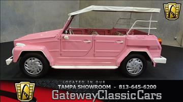1974 Volkswagen Thing for sale in O Fallon, IL
