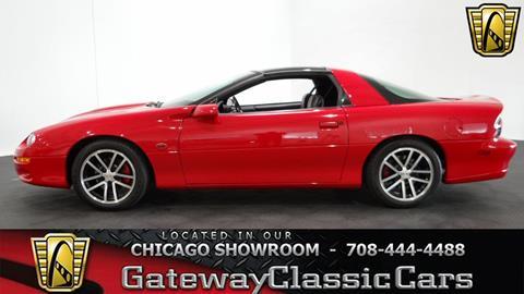 2002 Chevrolet Camaro For Sale Carsforsale Com
