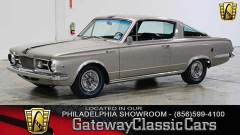 1965 Plymouth Barracuda For Sale Carsforsale Com 174