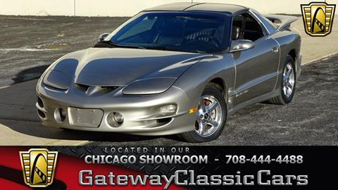 2000 Pontiac Firebird for sale in O Fallon, IL