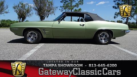 1969 Pontiac Firebird for sale in O Fallon, IL