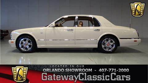 2001 Bentley Arnage for sale in O Fallon, IL