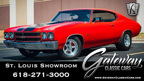 1970 Chevrolet Chevelle For Sale In O Fallon Il