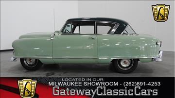 1952 Nash Rambler for sale in O Fallon, IL