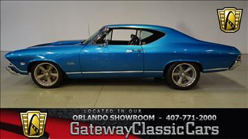 1968 Chevrolet Chevelle For Sale Carsforsale Com