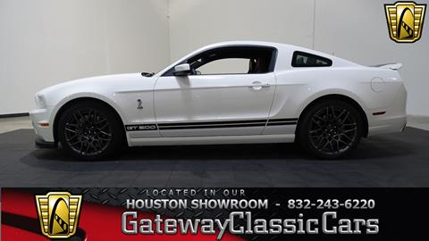 2013 Ford Shelby GT500 for sale in O Fallon, IL