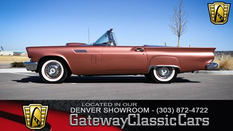 1957 Ford Thunderbird For Sale In O Fallon IL