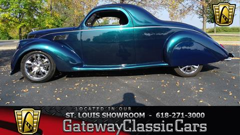 1937 Lincoln Zephyr For Sale In Indiana Carsforsale Com