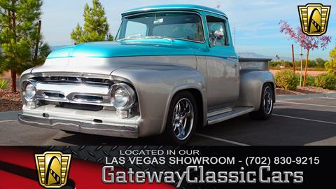 1956 Ford F 100 For Sale Carsforsale Com