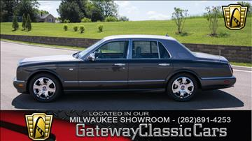 2006 Bentley Arnage for sale in O Fallon, IL
