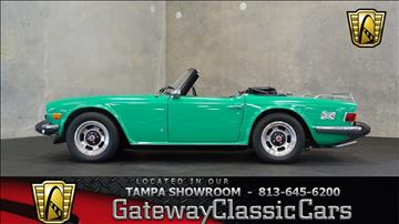 1975 Triumph TR6 for sale in O Fallon, IL