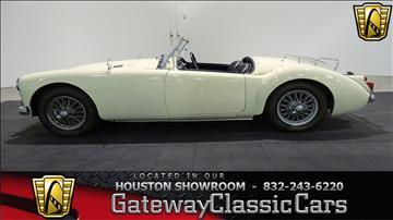 1960 MG MGA for sale in O Fallon, IL