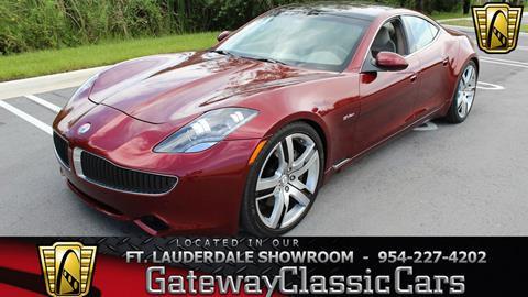 2012 Fisker Karma for sale in O Fallon, IL