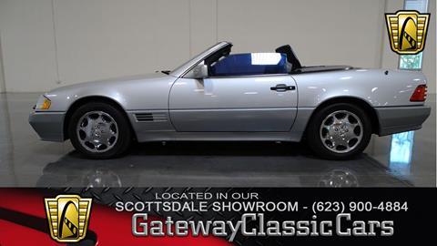 1995 Mercedes-Benz SL-Class for sale in O Fallon, IL