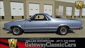 1986 GMC Caballero for sale in O Fallon, IL