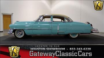 1951 Cadillac Fleetwood for sale in O Fallon, IL