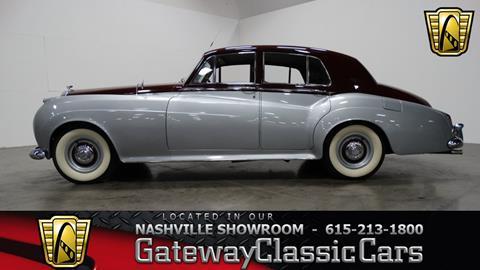 1956 Bentley S1 for sale in O Fallon, IL