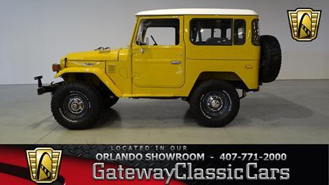 1979 Toyota Land Cruiser for sale in O Fallon, IL