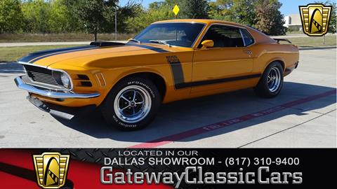 1970 Ford Mustang For Sale - Carsforsale.com®