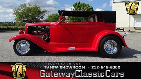 1931 Ford Cabriolet  for sale in O Fallon, IL