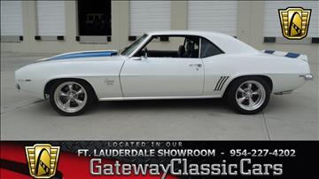 1969 Chevrolet Camaro for sale in O Fallon, IL