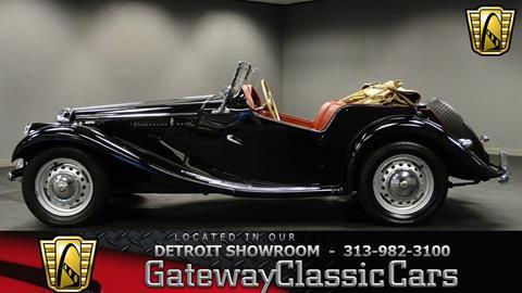 1955 MG TF for sale in O Fallon, IL