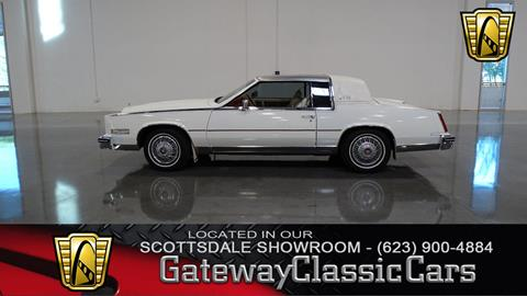1984 Cadillac Eldorado for sale in O Fallon, IL