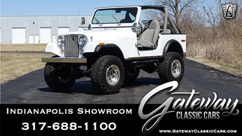 1980 Jeep CJ-7 for sale in O Fallon, IL