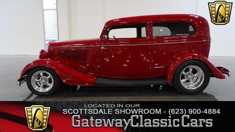 1934 Ford Tudor for sale in O Fallon, IL