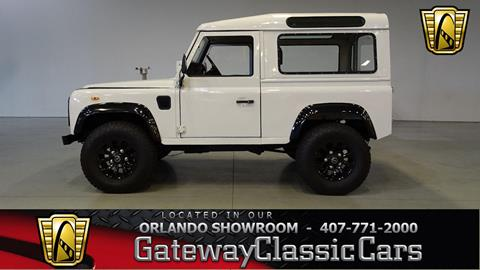 1988 Land Rover Defender for sale in O Fallon, IL